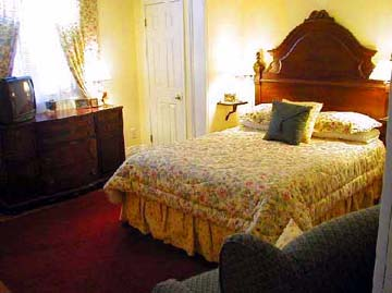 Guest Room at the La Maison in New Orleans